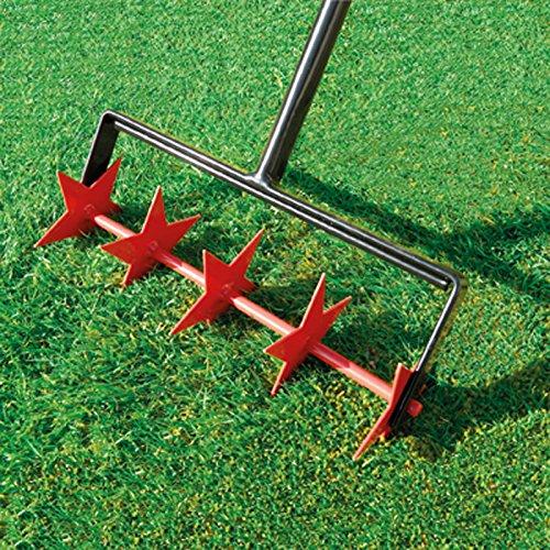 Garland Heavy Duty Lawn Spike Aerator