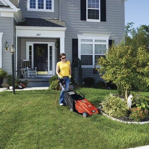 Black & Decker MM1800 18-Inch 12 amp Corded Electric Lawn Mower Review