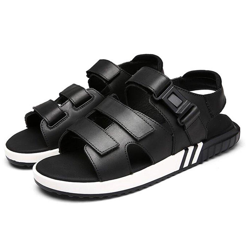 Sunny Sandalias De Verano De Poliéster Negro Informal Antideslizante Zapatos De Playa EU39/UK6