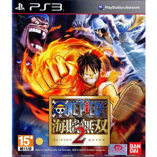 PS3 Piece Kaizoku Musou Asian version product image