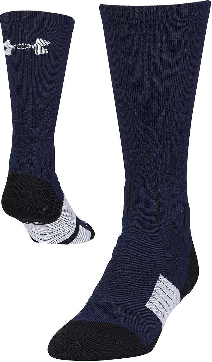 Under Armour Adult Unrivaled Crew Socks, 1-Pair