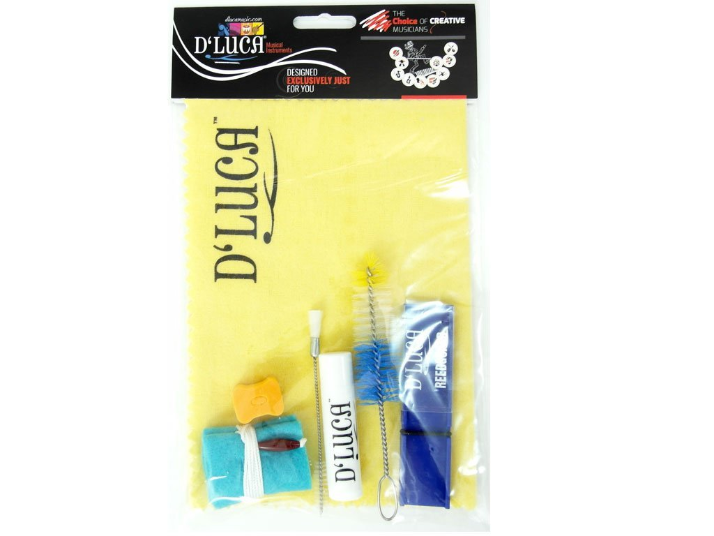 D'Luca DCK-CL1 Clarinet Cleaning Care Kit D' Luca