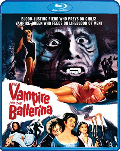 The Vampire And The Ballerina [Blu-ray] ()