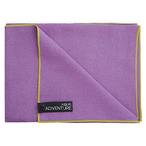 Aquis Adventure Microfiber Towel 55 Inches product image
