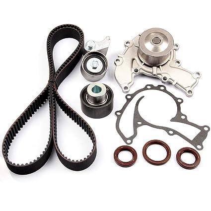 scitoo engine timing part belt set timing belt kits, fit acura slx honda  isuzu rodeo