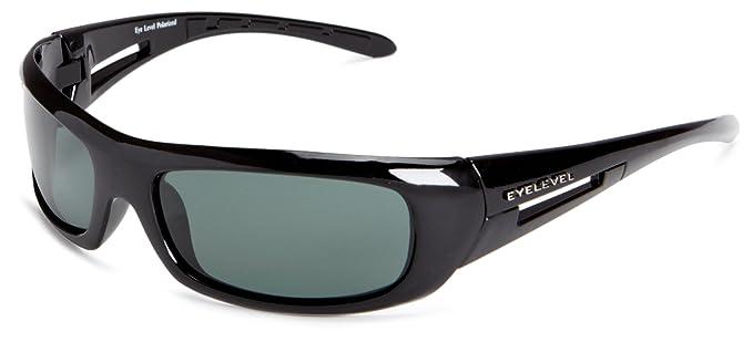 Eyelevel Nautilus 1 - Gafas de sol polarizadas para hombre, color negro, talla única