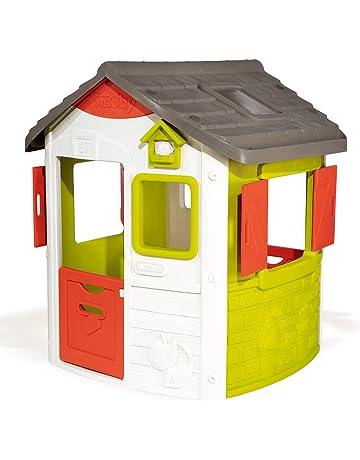 Casetta Per Giardino Plastica.Casetta Per Bambini Casa Delle Favole Da Giardino In Plastica Per