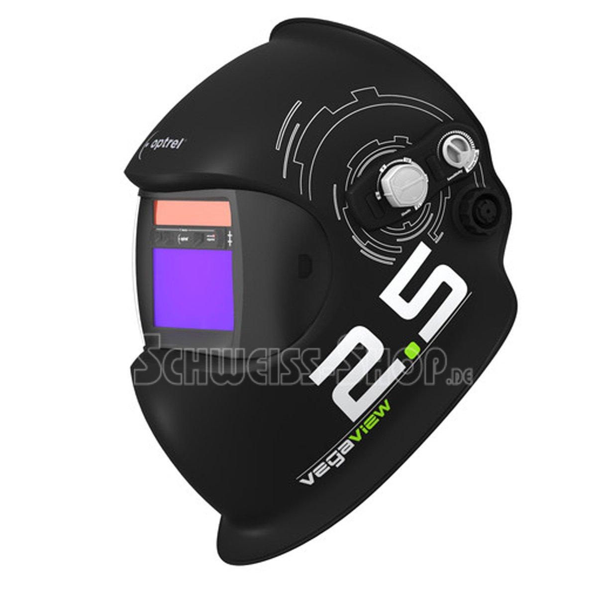 Optrel VegaView 2.5 Auto-Darkening Welding Helmet 1006.600 by Optrel
