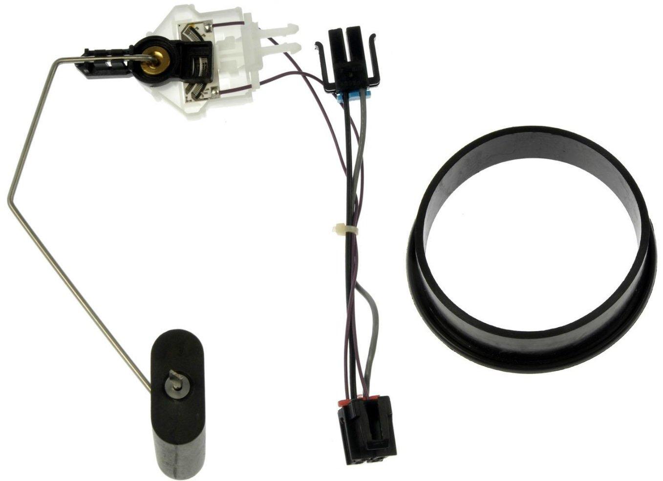 Apdty 022119 Fuel Gas Tank Level Sensor Sending Unit W Gm Wiring Harness Pump Seal Replaces 89060197 89060199 89060200 Sk1051 Automotive
