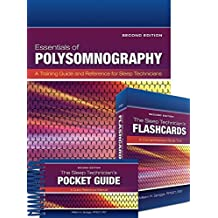 Essentials of Polysomnography Value Bundle: Textbook, Pocket Guide & Flashcards