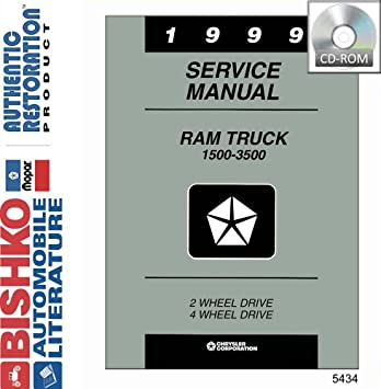 1991 Dodge Dakota Truck Shop Service Repair Manual CD Engine Drivetrain Wiring