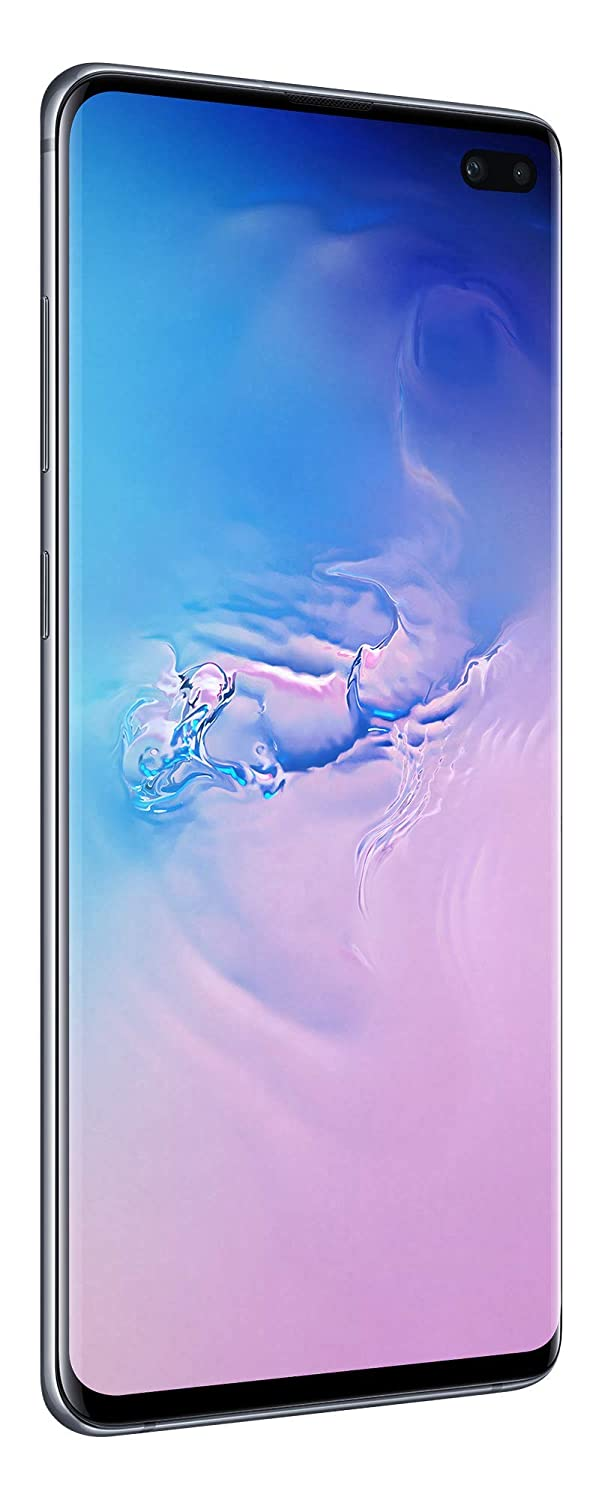 Samsung Galaxy S10 Plus (Black, 8GB RAM, 128GB/512GB Storage)