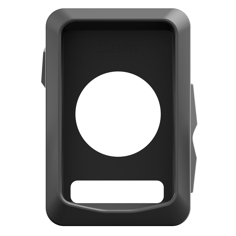 AZUL Bicicleta GPS Computer Silicona cubierta de la piel Shell Caso TUSITA Funda con protector de pantalla para Wahoo Elemnt