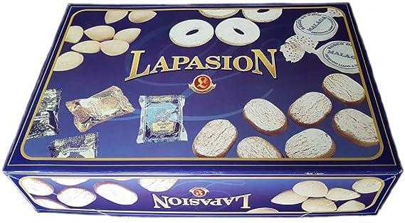 LAPASION - Mantecados y polvorones surtidos 5kg.: Amazon.es ...