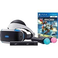 Sony PlayStation VR Combat League Starter Bundle 4 items: VR,motion, camera and vr game disc- RIGS Mechanized Combat League(Versión EE.UU., importado)