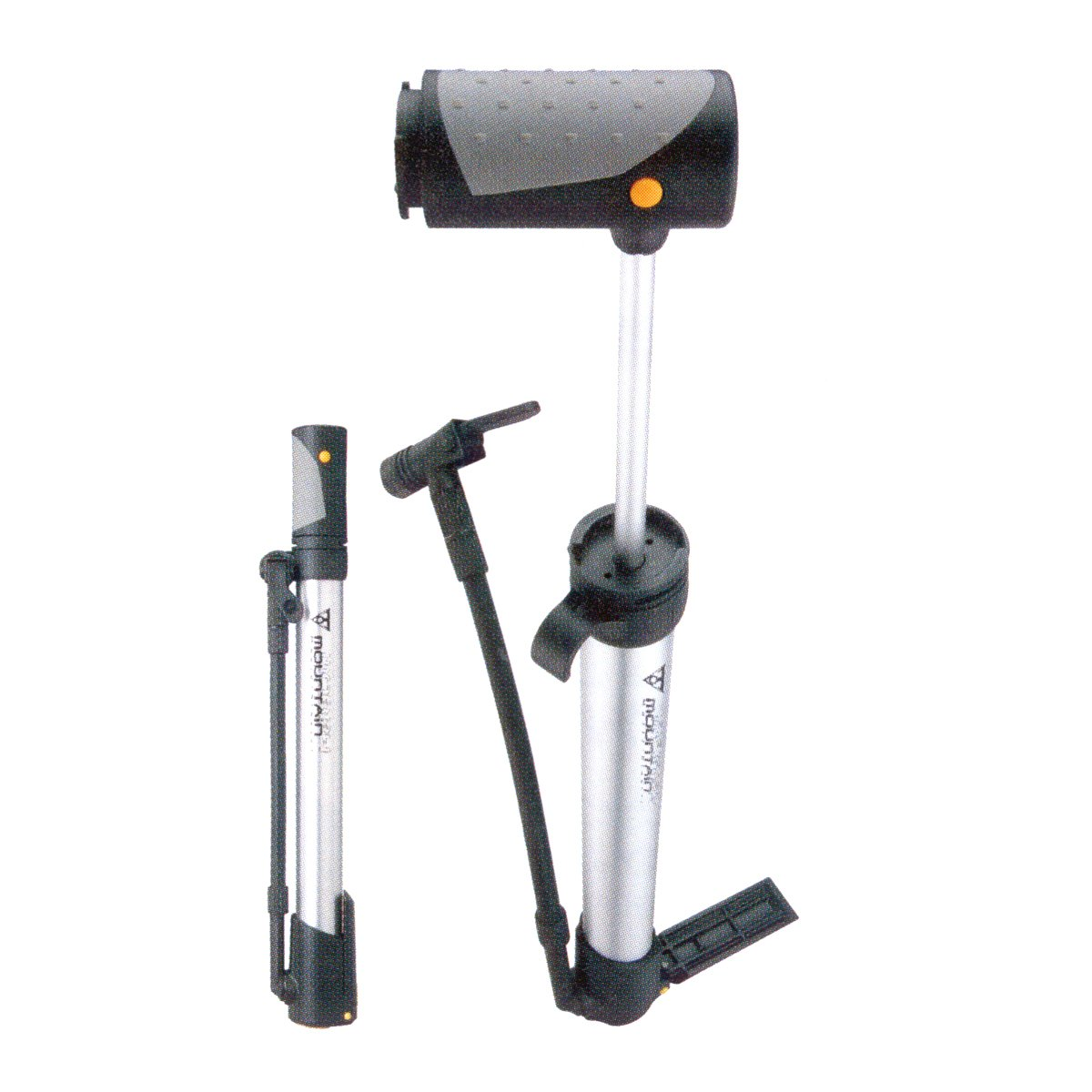 Topeak Mountain Morph Bike Pump by Topeak (Image #3)