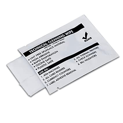 99 9%(IPA Wipes) Isopropyl Alcohol Cleaning Large Non Woven Wipe For  Printer/Printhead/Print Head/Electronics/Ink Remover Cleaning, Thermal  Grease