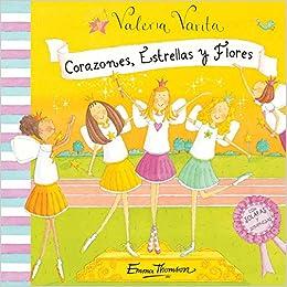 Corazones Estrellas Y Flores Winners And Wishes Valeria Varita