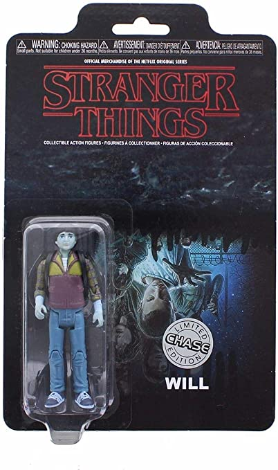 Stranger Things Funko 3 3/4-Inch Chase Action Figure - Upside Down Will: Amazon.es: Juguetes y juegos