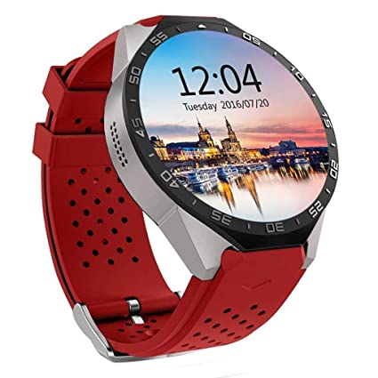 Amazon.com: Rsiosle Smart Watch Android 5.1 3G GPS 1.39