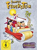 Familie Feuerstein - Staffel 1-3 auf DVD Box