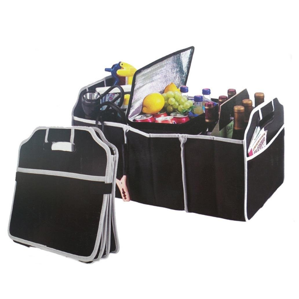 Car bins for back of car organizer storage tidy large liners compact Collapsible Bag Box Multipurpose Pouch LHWY