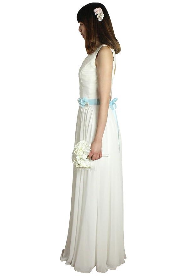 Lemandy vestidos de novia de tul y gasa falda de desmontable: Amazon.es: Coche y moto