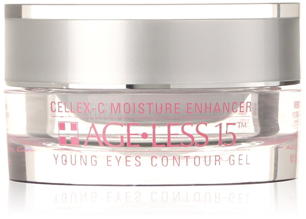 Cellex-C Age Less 15 Young Eyes Contour Gel, 0.5 Ounce