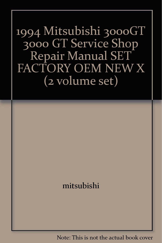 1991 mitsubishi 3000gt service repair manual download 91