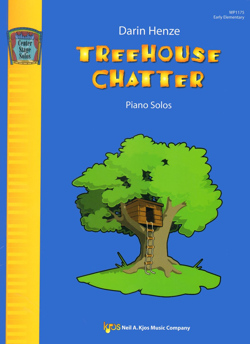 Download WP1175 - Treehouse Chatter - Piano Solos ebook