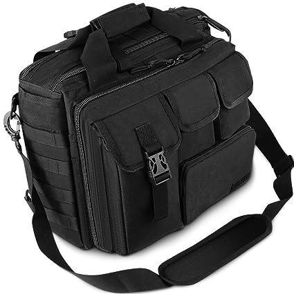 1e6e9c2b4566 Men's Military Laptop Messenger Bag Multifunction Outdoor Tactical  Briefcase Computer Shoulder Handbags for 17