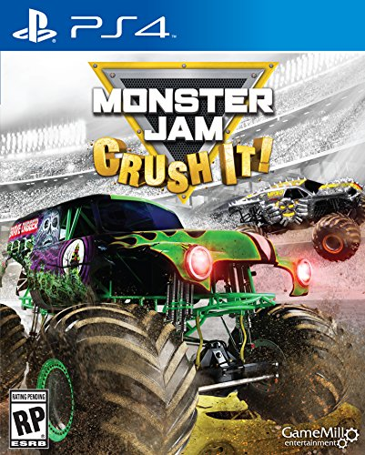 Monster Jam PS4 – PlayStation 4