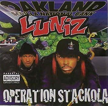 Luniz operation stackola (cd) amoeba music.