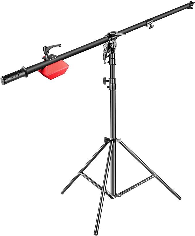 Neewer Pro Lampe Galgenstativ Boom Ständer Maximale Kamera