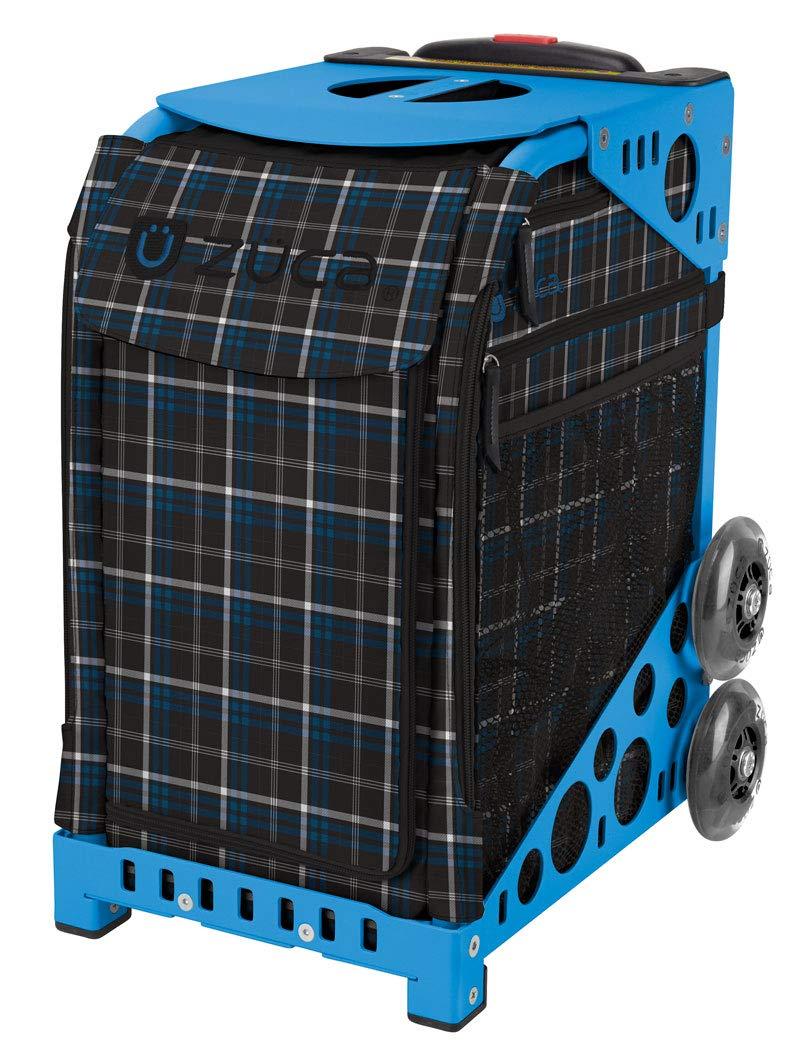 ズーカ スポーツ インペリアルプラッド Blue <ZUCA SPORT Imperial Plaid >   B07MQD4175