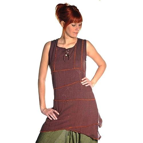 Simandra - Camisas - para mujer Marrón marrón