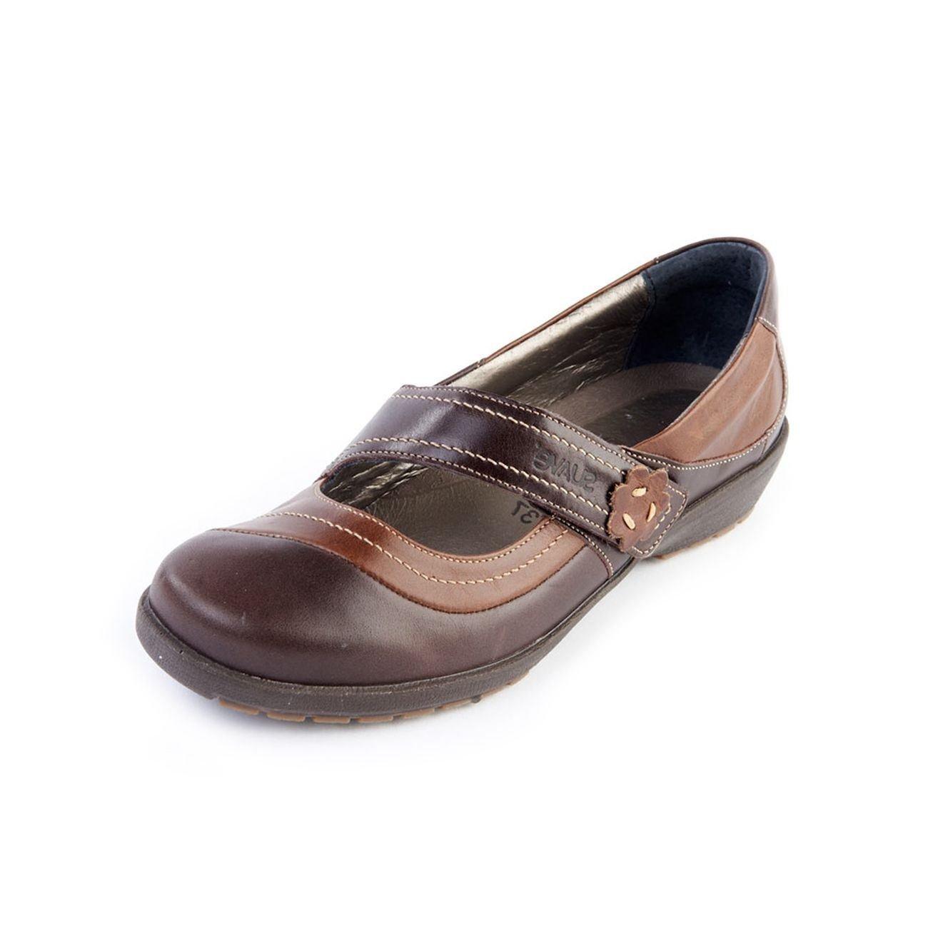 Chaussures de ville /à lacets pour femme Suave