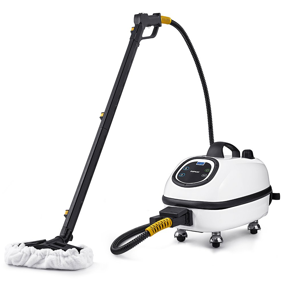Dupray Tosca Steam Cleaner Commercial Steamer Made in Italy for High End Professional or Home Cleaning and Disinfection