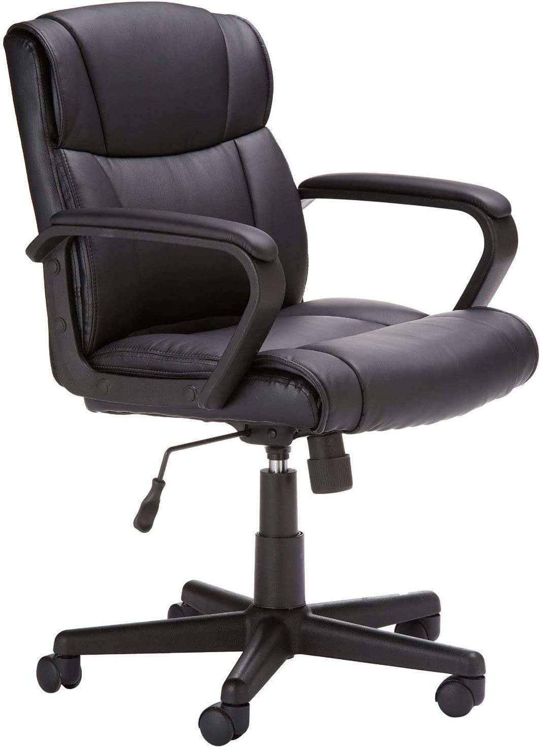 AmazonBasics Mid Back Office Chair review