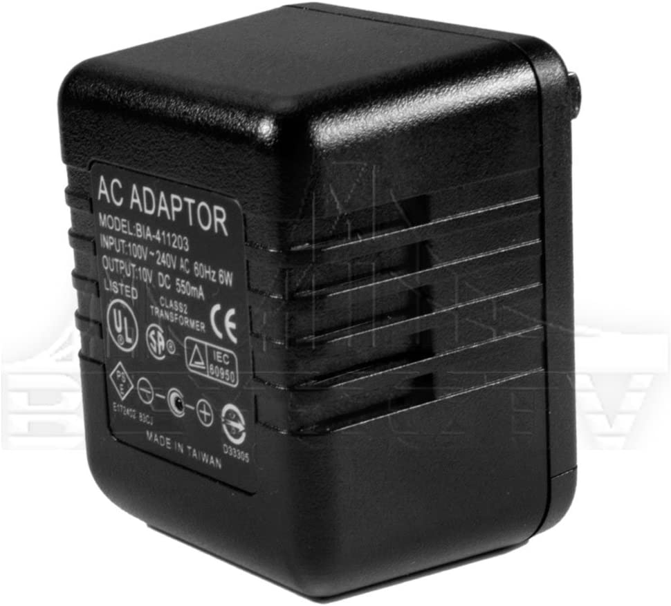 Motion-Activated AC Adapter DVR w// On Screen Options