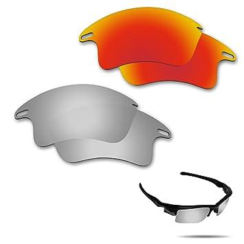 fiskr anti-saltwater polarizadas lentes de repuesto para ...