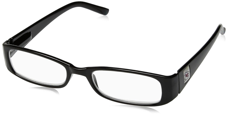 格安人気 NFL Kansas Kansas City Chiefs Reading Reading Glasses + 1.50 B00GWQYPHU ブラック B00GWQYPHU, 今治の八百屋しまなみ808番地:a34d6a25 --- arianechie.dominiotemporario.com