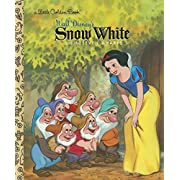 Snow White and the Seven Dwarfs (Disney Classic) (Little Golden Book)