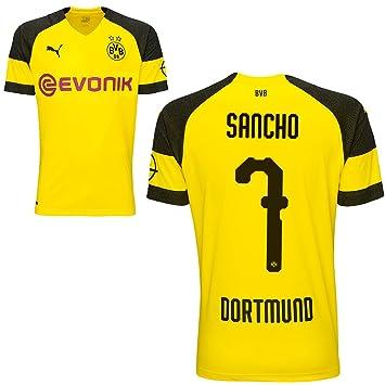 Fan sport24 Puma Borussia Dortmund Home equipación Fútbol ...
