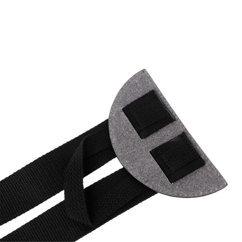 Splento 3.8 cm di Larghezza Regolabile Zaino Cinghie di Ricambio Spalla Zaino Scuola Libro Borsa Cintura Tela Banda Accessori Fai da Te