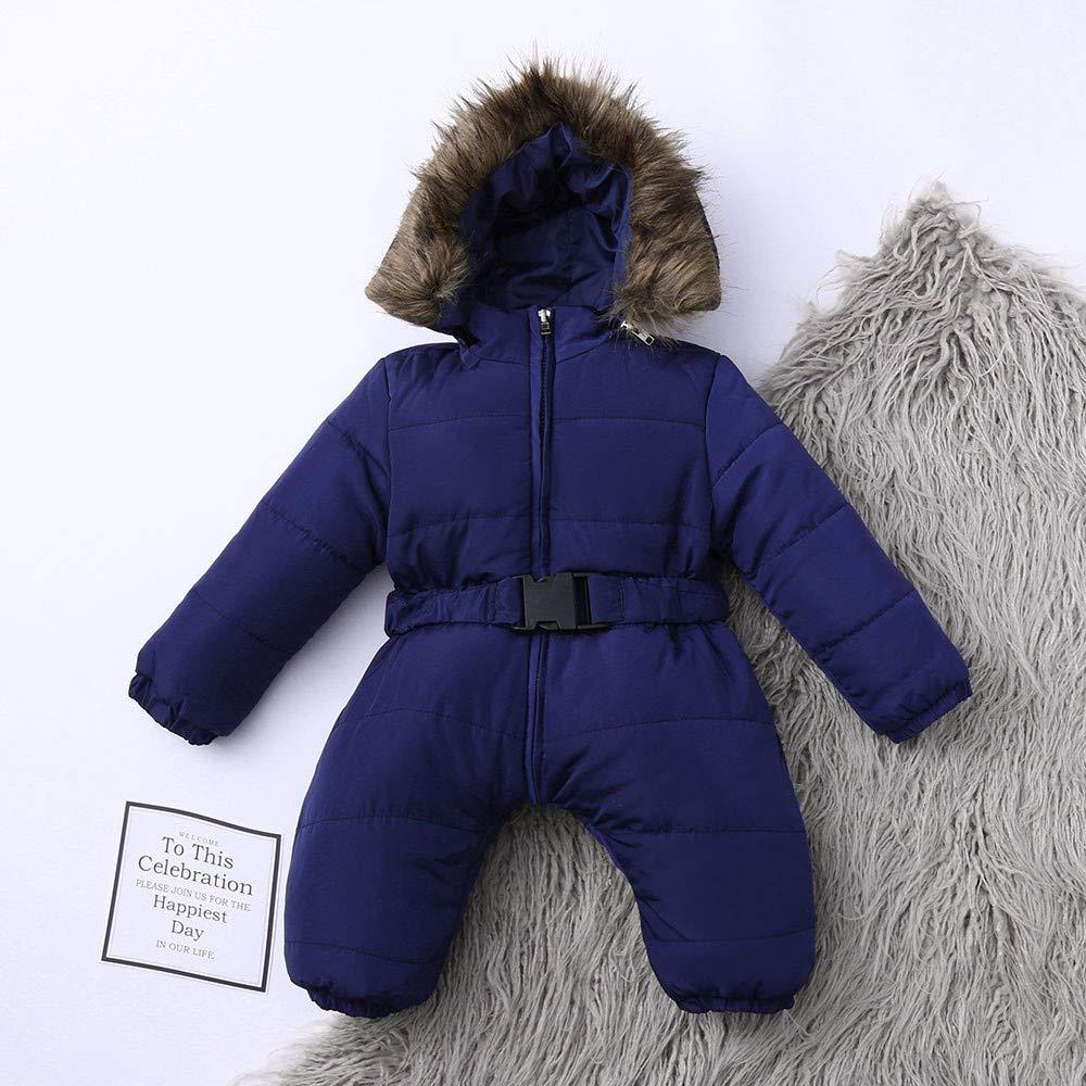Kind Mädchen Blumen Gedruckt Gepolstert Mantel Jacke Dick Winter Warm Outwear