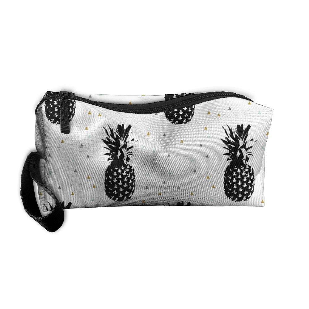 286090e9611f Vvdfedsee Pineapples Multifunction Handle Toiletry Bag Portable ...