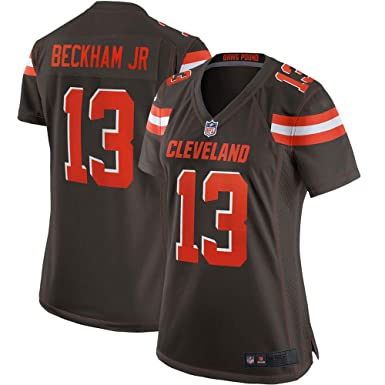 008df56e5 Amazon.com  Cleveland Browns  6 Women s Baker Mayfield Limited Brown ...