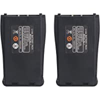Original BF-888s Battery DC 3.7V 1500mAh Replacement Battery for Walkie Talkie BF-C1 BF-777s BF-666s Compatible Batter for Retevis H777 H-777 Two-Way-Radio