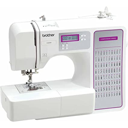 Amazon Brother Sewing CS40PRW Computerized Sewing Machine 40 Interesting Brother Cs5055prw Project Runway Computerized Sewing Machine